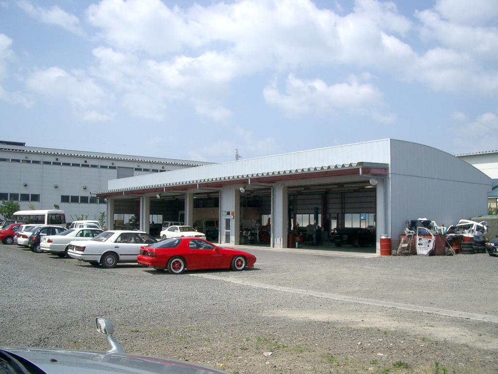 ネオス自動車整備工場
